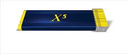 智能测温 X⁵  智能测温仪,拥有2年质保。强劲、精致的硬件专为繁重的日常使用而设计。升级版的电子线路设计能耐受更高的电压峰值。电池或USB供电。其软件更是能自动选择最佳炉子设置方案,优化每块新PCB板的温度曲线